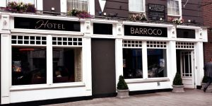 Woodrow's  (Westcourt) | The Salty Dogs @ Barroco (Westcourt) | Drogheda | County Louth | Ireland