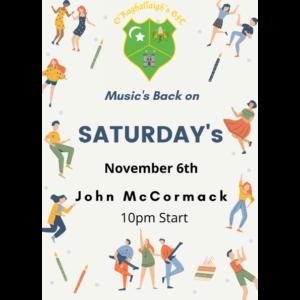 O'Raghallaighs Live Music